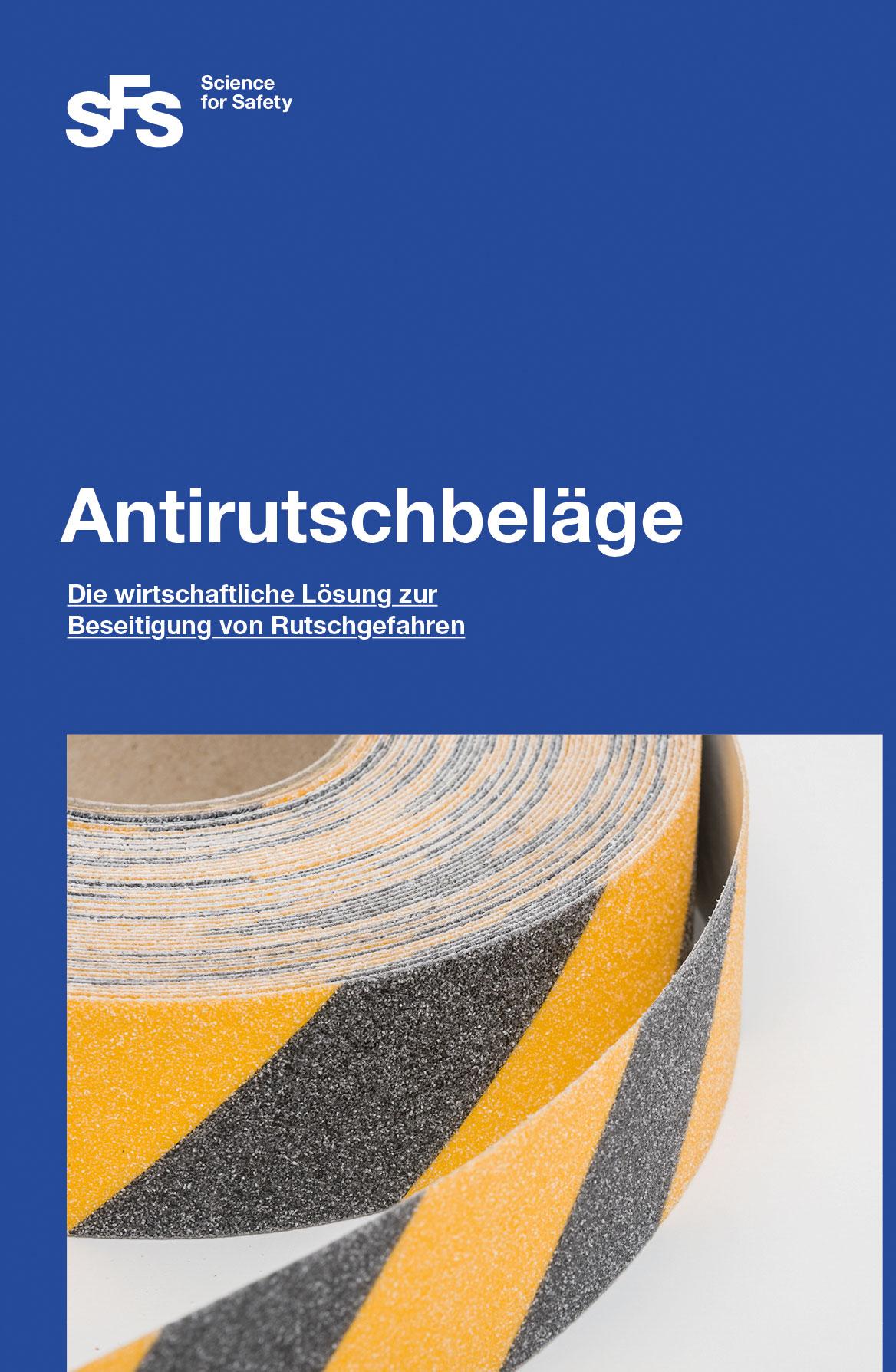 Katalog Antirutschbeläge von SFS