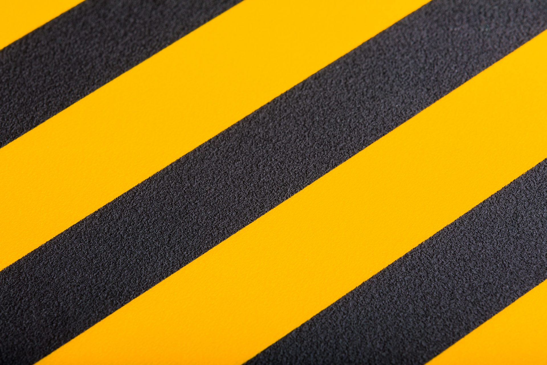 Antirutschbelag schwarz-gelb R10