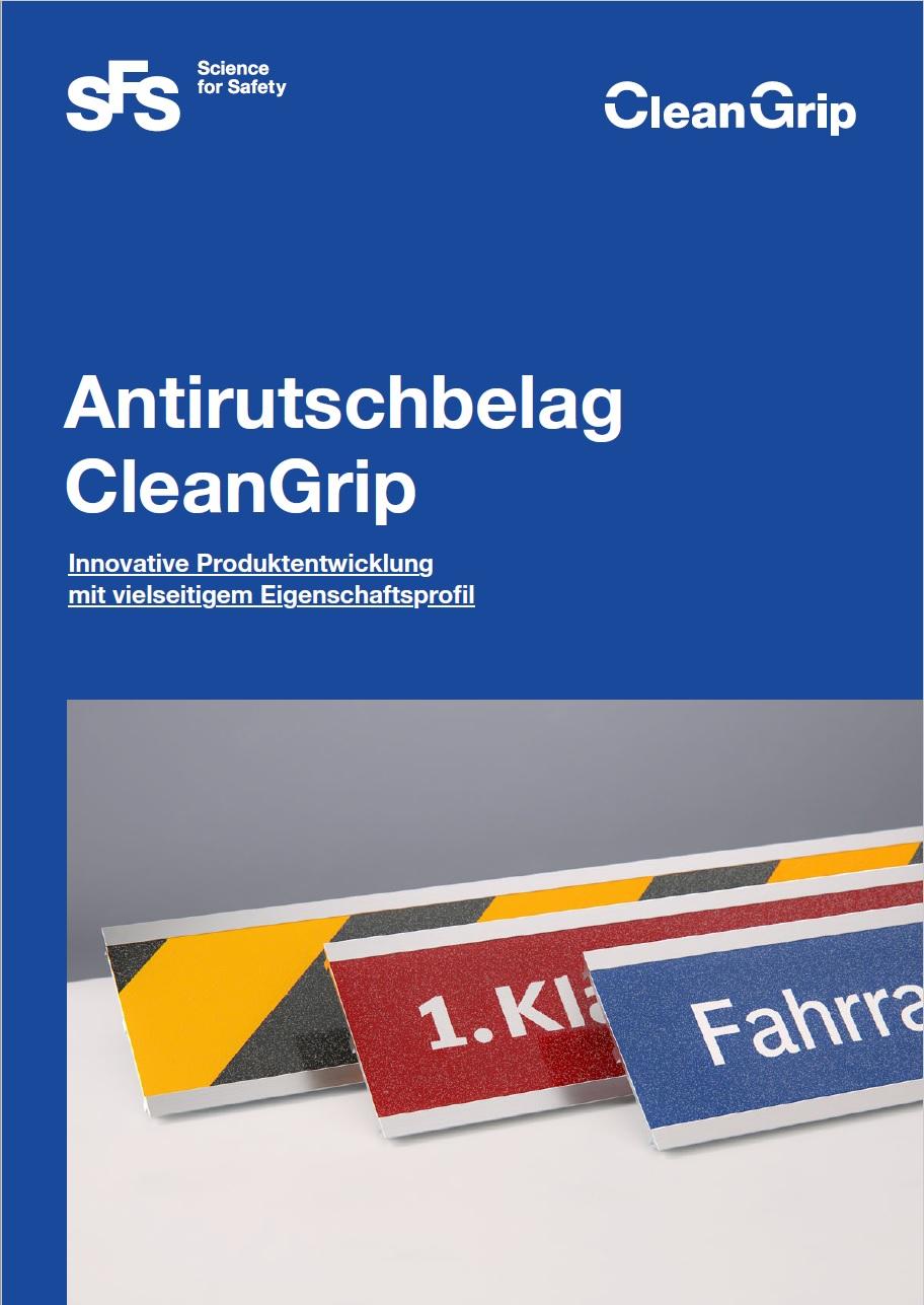 Produktkatalog Download CleanGrip