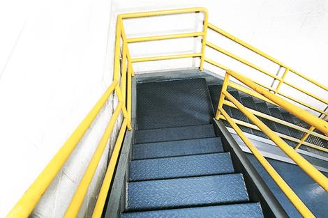 Safe-Step Antirutschbeschichtungen