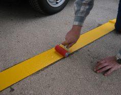 Safety-Floor Fahrbahnmarkierungsfolie 1