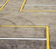 Safety-Floor Fahrbahnmarkierungsfolie