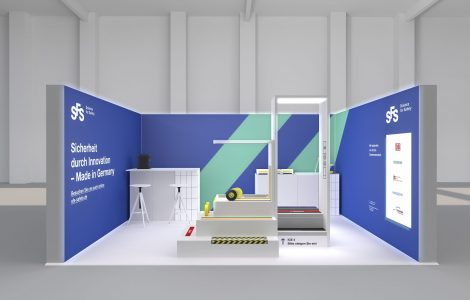 SFS präsentiert sich auf der Innotrans 2018