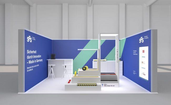 SFS presents itself at Innotrans 2018